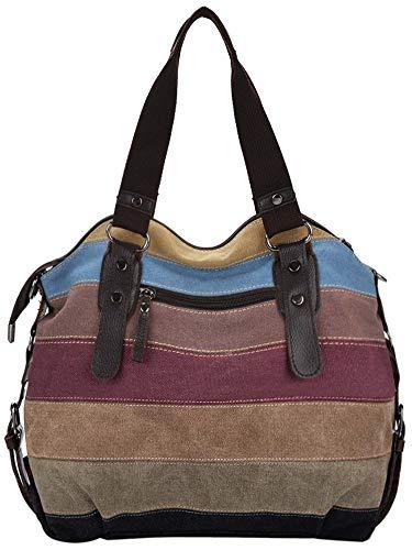 390d53a39 Le sac en toile rayé un avant goût de l'été